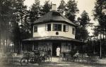 Theehuis De Paddestoel ca 1920 Vuursche Dreef 180.jpg